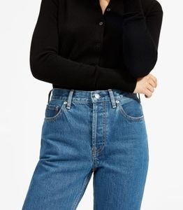 Levi's Mom Jean High Rise 90's Classics